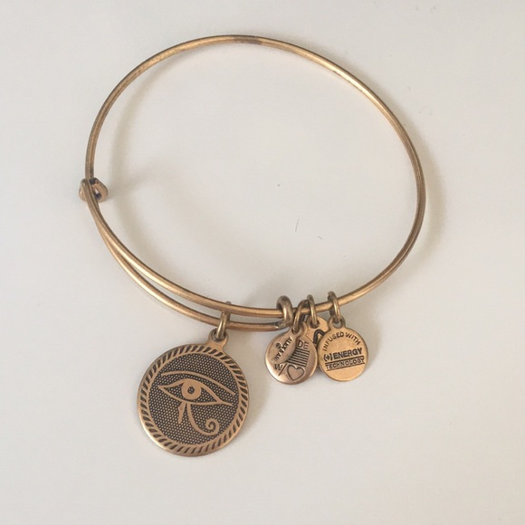 Alex and Ani Jewelry - Alex and Ani Eye of Horus Bracelet